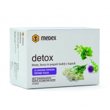 """Очищающие капсулы """"DETOX"""" (60 капсул)"""