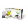 """100% BIO конопляный чай """"DETOX"""" (20 гр., коробка)"""
