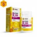 Витамин D3 2000 в мягких капсулах
