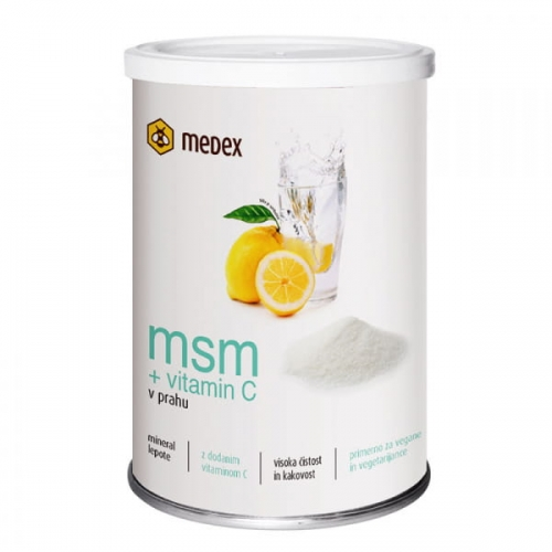 msm c vitamin
